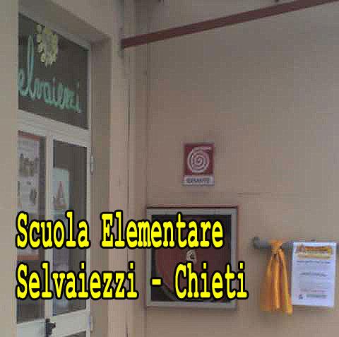 Scuola elementare Selvaiezzi (click per ingrandire)